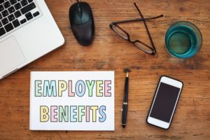 Employee benefits to retain employees