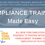 New York sexual harassment interactive training